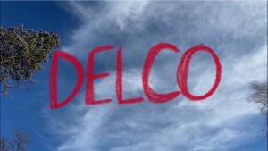 Delco Title Screen