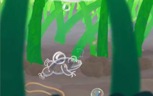 Leo puddle game